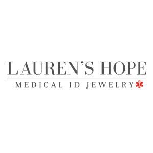 Lauren's Hope Medical ID Jewelry